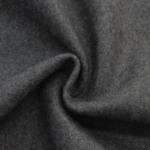 Charcoal Melton Coat